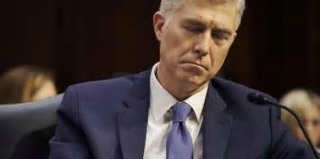 neil gorsuch john elway how is a scotus nominee confirmed and how long will the