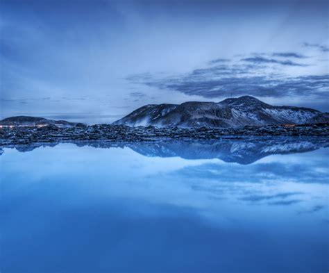 wallpaper blue landscape peace love yoga blue lagoon iceland