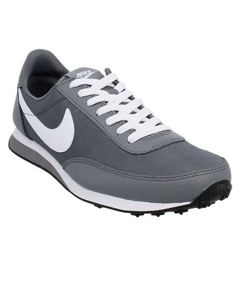 white nike athletic shoes nike gray white sports shoes buy nike gray white