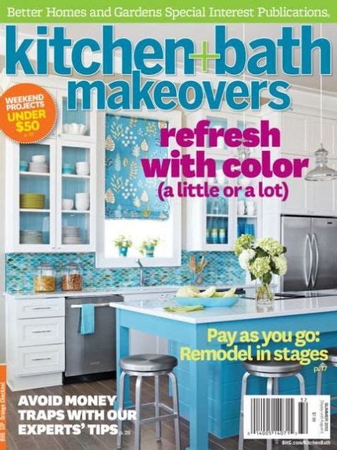 better homes and gardens bathrooms easy breezy summer better homes and gardens kitchen and bath makeovers