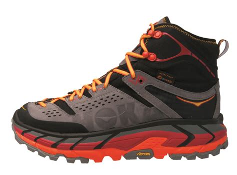 high top trail running shoes hoka one one goes hiking the gearcaster