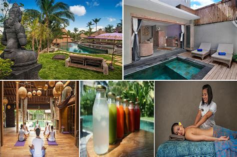Bali Health Detox Resorts by Top 4 Wellness And Spa Resorts To Stay In Bali On Your