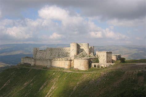 krak des chevaliers best castles listsforall com