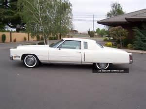1972 Cadillac El Dorado 1972 Cadillac Eldorado