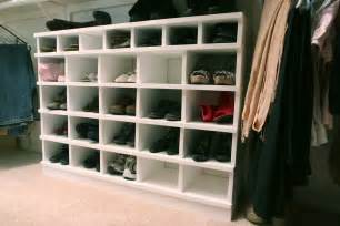 white shoe organizer diy projects