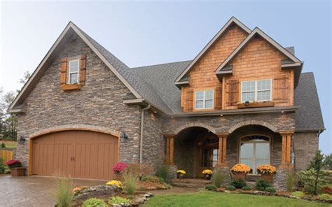 rustic house design in western style ontario residence some western style house home design online