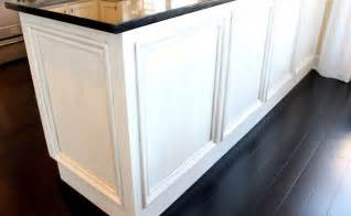 Trim to kitchen cabinets adding molding to kitchen cabinets home decor