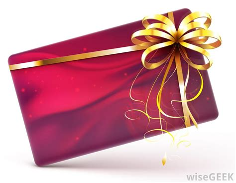 Gift Card Gift - what is a gift card with pictures