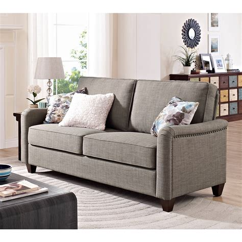 walmart queen sleeper sofa sofa modern look with a low profile style with walmart