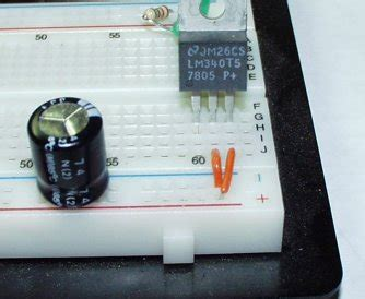 bypass capacitor exle bypass capacitor breadboard 28 images breadboard mini breakout board for 18 pin pic16f