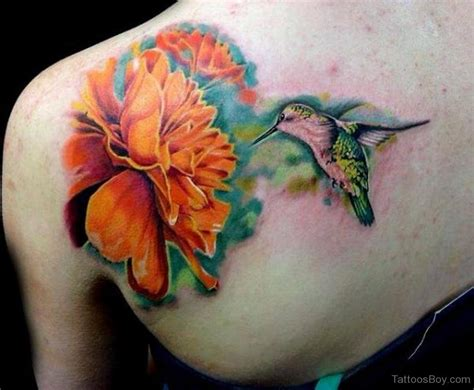 realistic hummingbird tattoos hummingbird tattoos designs pictures page 2