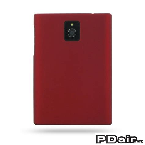 Rubberized Back Blackberry Passport blackberry passport rubberized cover pdair 10