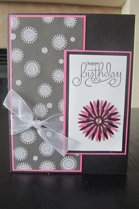 Handmade Greeting Cards Etsy - items similar to happy birthday glitter handmade greeting