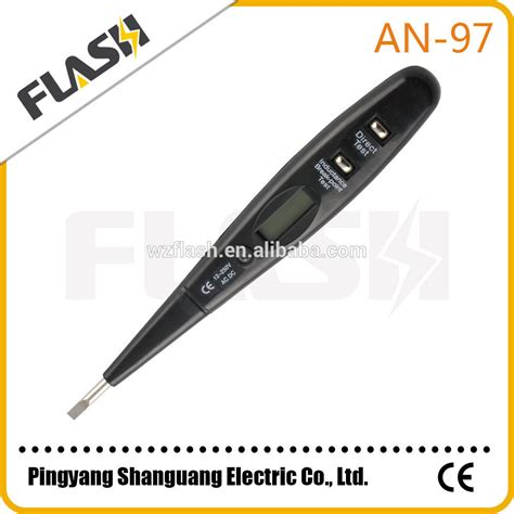 induction tester electrical induction electric pen induction digital voltage pen tester buy electric test pen induction
