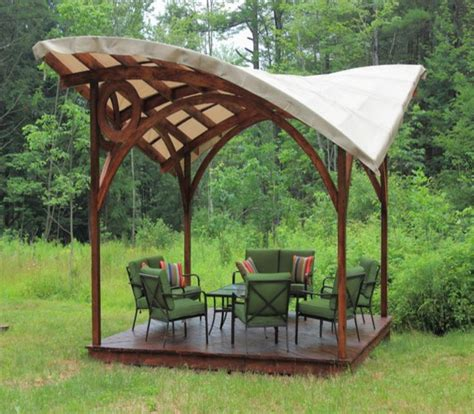 Make A Stunning Garden Pergola By Your Own Pergolas Make Your Own Pergola