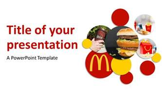 fast food powerpoint template mcdonald s powerpoint template presentationgo