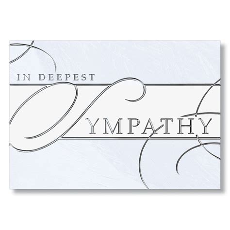printable card sympathy 8 best images of free printable condolence cards free