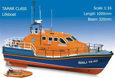 model boat paint uk slipway tamar lifeboat have you built one