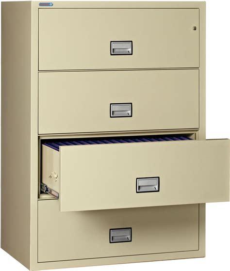 4 Drawer Lateral Filing Cabinet   Home Furniture Design