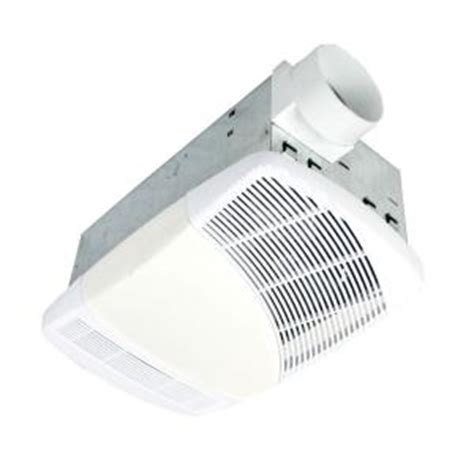 Ceiling Air Vents Home Depot by Nuvent 70 Cfm Ceiling Heat Vent Exhaust Bath Fan With