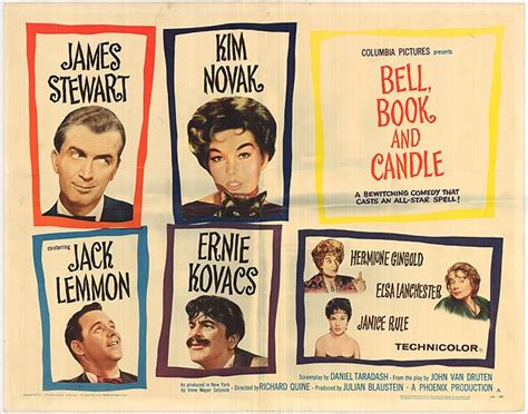 Actors In Bell Book And Candle by Bell Book And Candle Posters At Poster