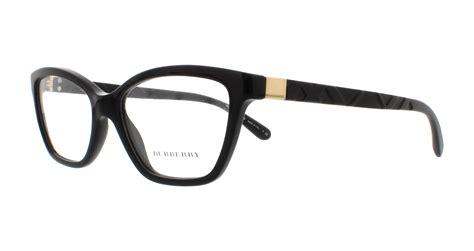 burberry eyeglasses be2221 3001 black 53mm ebay