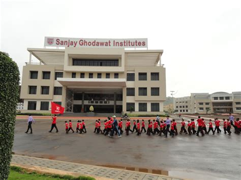 Sanjay Ghodawat Institute Mba by Sgi Mba College Kolhapur Sanjay Ghodawat Of