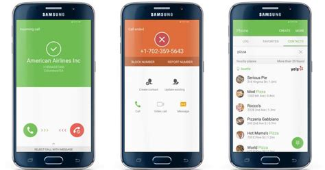 800 White Pages Lookup Galaxy S7 Enlists Whitepages For Caller Spam Id Slashgear