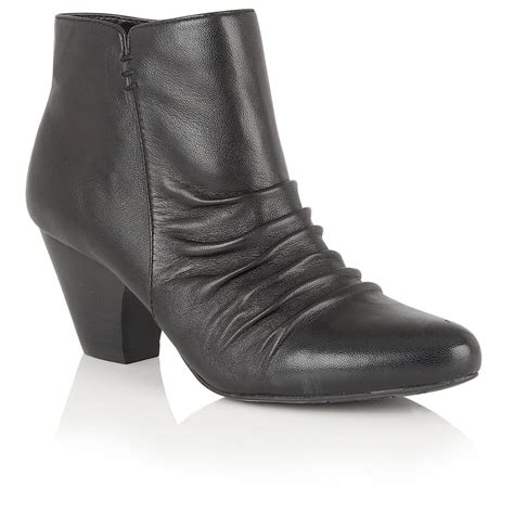 lotus ilara womens casual ankle boots from charles