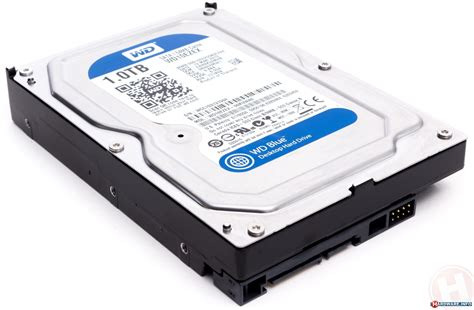 Hardisk Wd Blue 1tb disco duro wd blue 1tb 7200rpm station pc