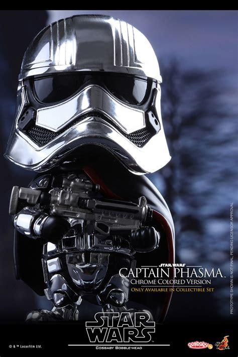 Hottoys Cosbaby Trooper Order wars the awakens cosbaby bobble series plastic and plush