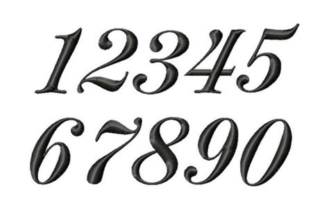 best tattoo font numbers font ideas tattoo ideas pinterest tattoo