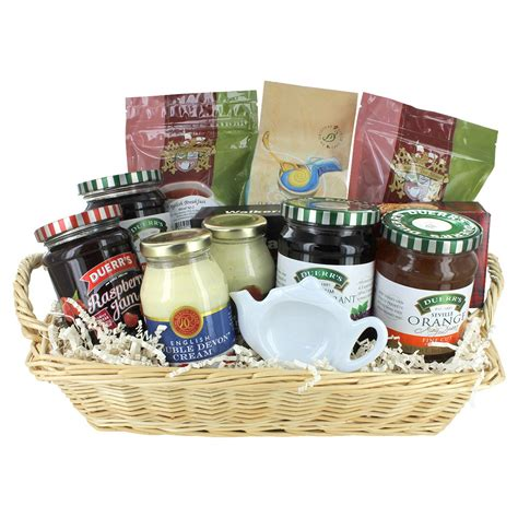 afternoon tea gifts deluxe afternoon tea gift basket