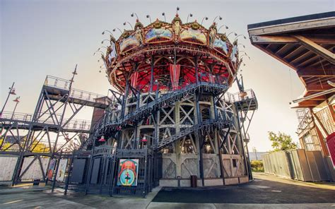 theme park attractions take a tour of france s mechanical animal theme park