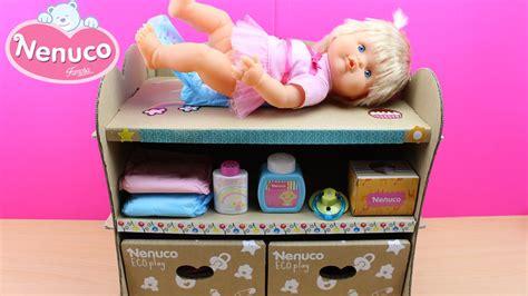 guardarropa de juguete cambiador de beb 233 nenuco juguetes de nenuco en espa 241 ol