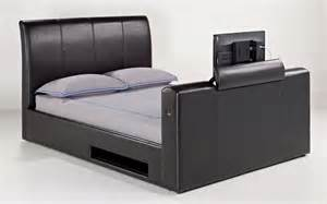 Tv Lift Bed Frame 8 Best Tv Beds With Built In Tvs Qosy