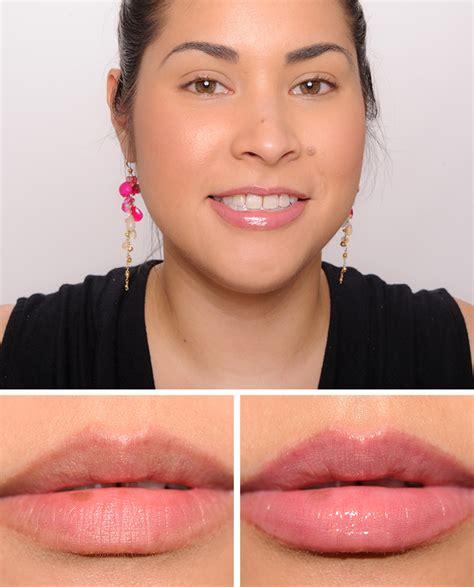Lipgloss Mac mac irresistibly charming pink lipgloss set review photos