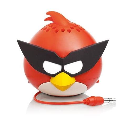 Speaker Mini Angry Bird by Angry Birds Space Bird Mini Speaker Retail Packaging