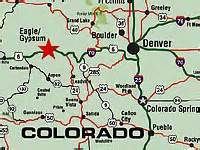 Eagle County Colorado Map by Eagle Valley Co Location And Transportation Town Square