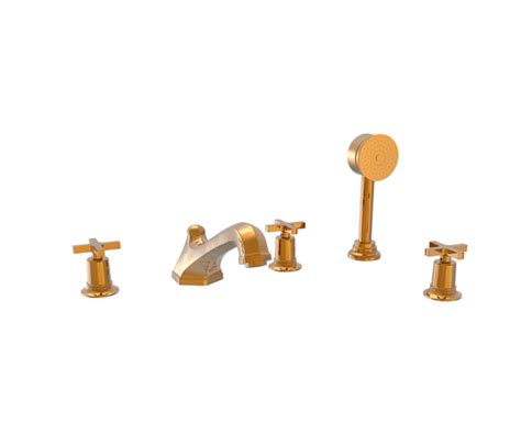 phylrich kitchen faucets 2018 phylrich hex modern deck tub set laguna s fancy faucets