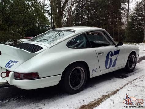 porsche 912 race car for sale 1967 porsche 912 vintage race car