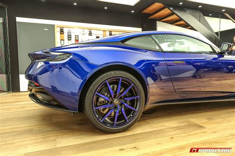 aston martin inside geneva 2017 aston martin db11 by q