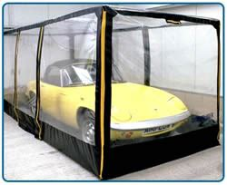Car Cover Air Protect Your Car Inside With An Airchamber