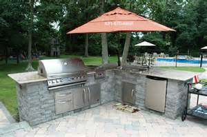 outdoor kitchen bull bbq products long island deck and patio trl inch barbecue grill islands