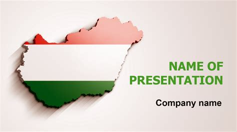 power point themes hungary download free hungary flag powerpoint template and theme