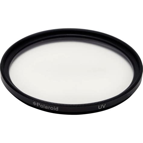 Filter Uv Canon 52mm polaroid 52mm multi coated uv protector filter plfiluv52 b h