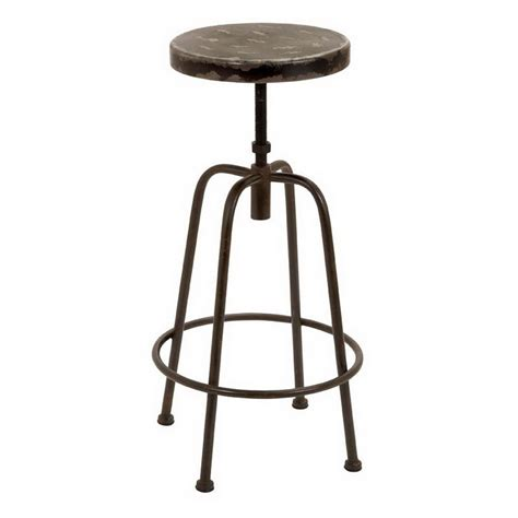 shop woodland imports 32 in bar stool at lowes