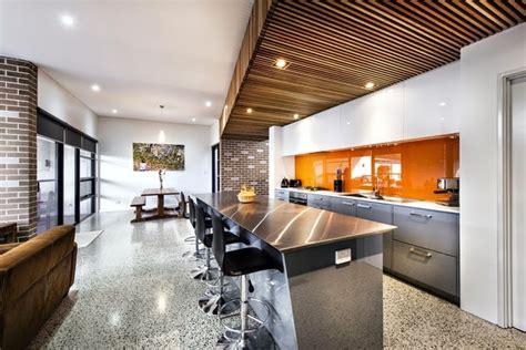 dekorasi rumah mewah  kantilever rancangan desain
