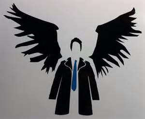 Design Own Wall Sticker supernatural castiel decal