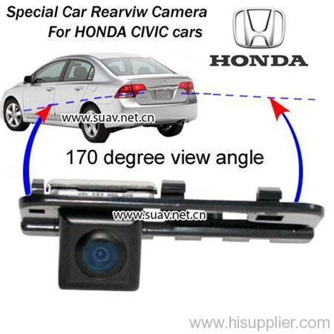 car auto 170°day/night reverse rearview backup camera for